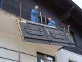 Umbauarbeiten am 11.03.2014