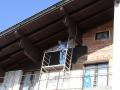 Umbauarbeiten am 13.03.2014